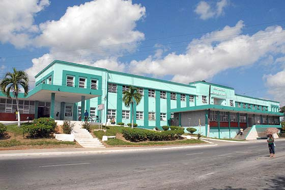 Hospital León Cuervo Rubio: Viejo pero con amor