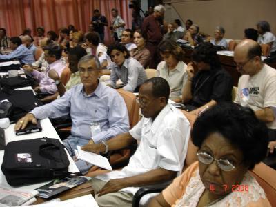 VIII Congreso de Periodistas