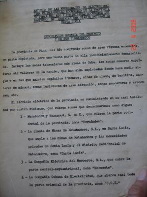 Primera planta nuclear cubana     pudo haber sido pinareña