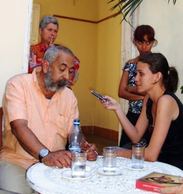 Leonardo Padura Fuentes: un ciudadano de Mantilla