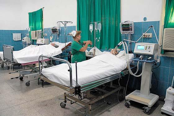 La terapia con un personal extraordinario y ahora con las mejores condiciones para pacientes y personal especializado